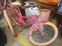 Huffy Just Cruise Pink Bicycle Anderson, 29625