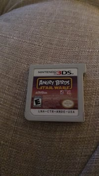 angry birds nintendo 3ds game