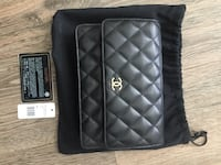 $1000 obo Brand new elegant CHANEL purse/bag - black Calgary, T2T 0L3