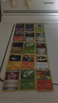 assorted Pokemon trading card collection Hendersonville, 28792