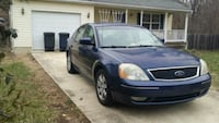 Ford - Five Hundred - 2005 55 km