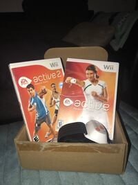 Active 2 Wii Kit  Salem, 97304