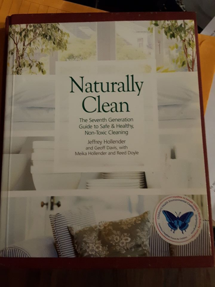 Naturally Clean box