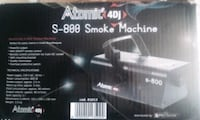 SMOKE MACHINE ATOMIC 4DJ Grugliasco, 10095