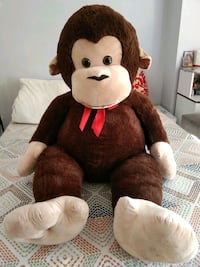 Life size soft toy (Monkey)