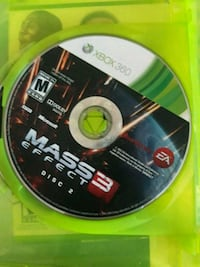 Mass Effect 3 for Xbox 360 disc Paterson, 07522