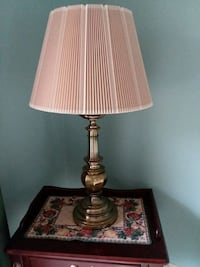 Antique brass table lamps Clatskanie, 97016