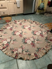 "60"" Round Tablecloth South Amboy, 08879"