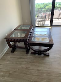 2 end tables & coffee table set Silver Spring, 20910
