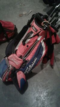 red and black golf bag Ankeny, 50023