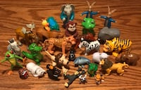 Wild Animals toys for toddlers - all for $10 Acheson, T7X
