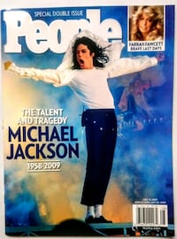 "2009 ""People Magazine Special Double Issue"" Michae Universal City, 78148"