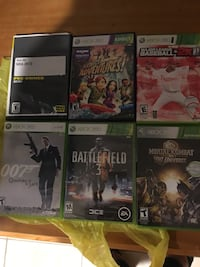 Xbox 360 games Middletown, 10940