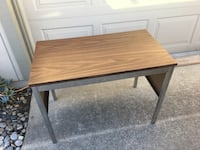 Small desk, stand or child homework area