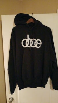 Dope pull over hoodie
