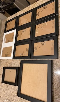 Assorted IKEA Picture Frames