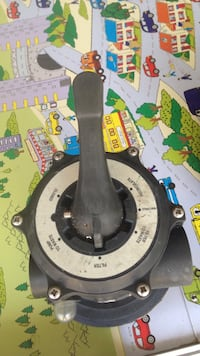 Black and gray sand filter$50 Alsip, 60803
