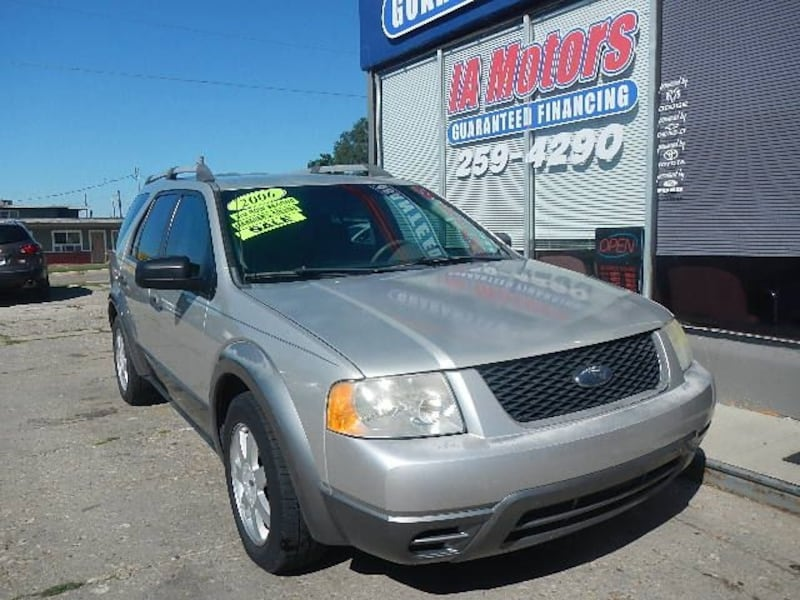 2006 Ford Freestyle SE DISCOUNTED $2000 OF RETAIL 18407c86-2283-4572-bc14-ba1dad238d69
