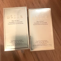 Brand new stila foundation 30$ each