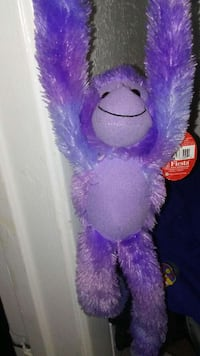 purple monkey plush toy Houston, 77080