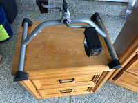 Exerciser for arms and legs 606 mi