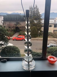 Designer Glass Based Lamp