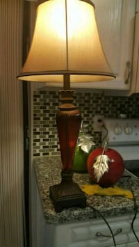 brown and white table lamp Miami, 33157