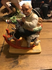 Norman Rockwell figurines New Orleans, 70125