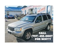 2000 Jeep Grand Cherokee Limited Norfolk