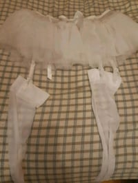 New La Senza Tutu W/ Knee High Stockings 3750 km