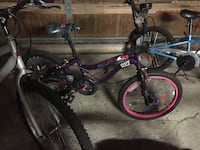 black and red BMX bike Niagara Falls, L2J 2R6
