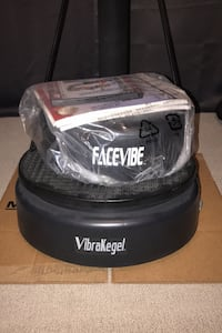 VibraKegel Machine like new books and DVD also included the face vibe Edmonton, T5X 0B5