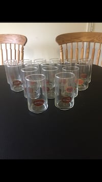 clear drinking glass lot Rogers, 72756