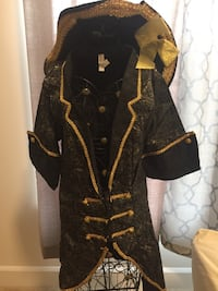 Halloween costume Pirate jacket (small) Pir Centreville, 20120