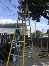 Werner Ladder - Fiberglass like new type 1A Grandview Heights, 43212