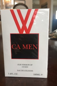 Men's cologne Richmond, V6X 2Z3