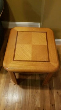 2 Wooden End Tables Middletown, 21769