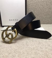 GUCCI BELT 100% AUTHENTIC WITH BOX AND PAPERS Atlanta