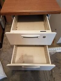 Two Single File Cabinets, $25 Each Waxhaw