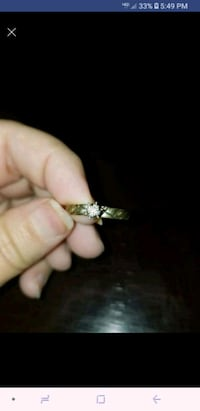 10k gold ring Birch River, 26610