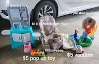 Baby/ toddler items
