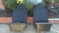 1970 vw seats. in good condition. for a super beetle.