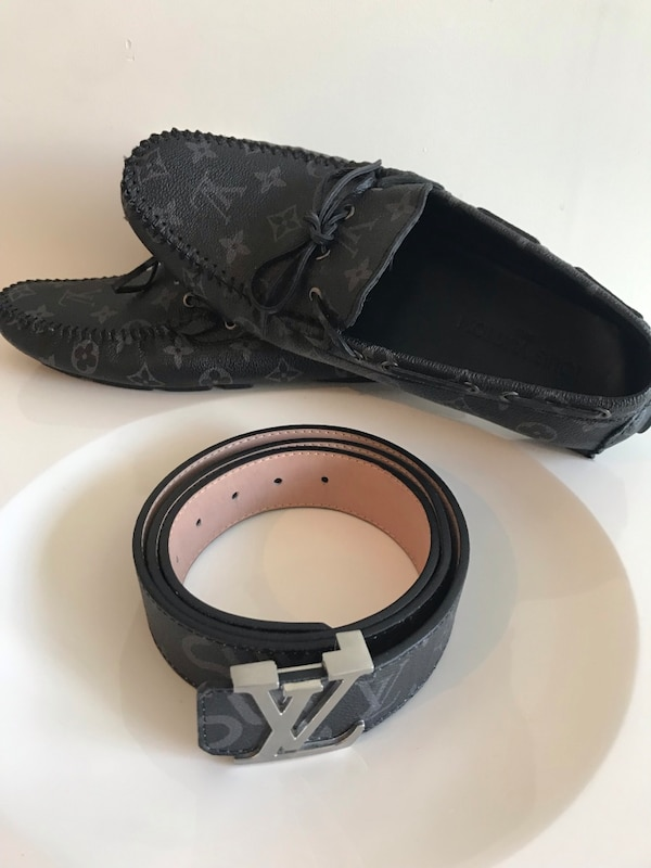 bff10f5096c Used Lous Vuitton men s Shoes and Belt for sale in Vancouver - letgo