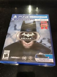 Batman game for PS4 VR