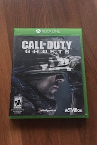 Call of Duty Ghosts Xbox One Vaughan, L4K 1H2
