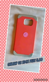 red and gray iPhone case Otsego, 55301
