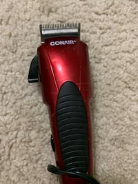 Used hair clippers they are sticky