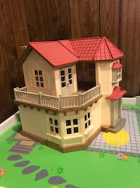 Calico Critters Doll House Springfield, 22151