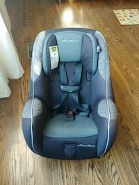 baby's blue and gray car seat Toronto, M1H 2L4