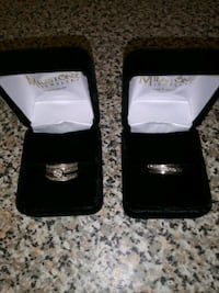 His and her wedding band set Carmichael, 95608